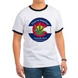 First to Legalize T-Shirt