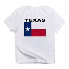 Texas State Flag Infant T-Shirt