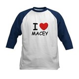 I love Macey Tee