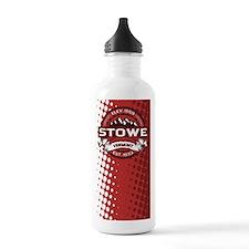 Stowe Red Water Bottle