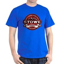 Stowe Red T-Shirt