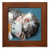 Cute & Adorable Framed Tile