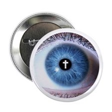 "Eye See The Way 2.25"" Button 100 pack"
