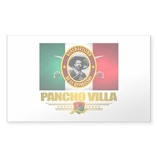Pancho Villa Decal