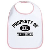 Property of Terrence Bib