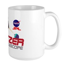 Spitzer Space Telescope Mug