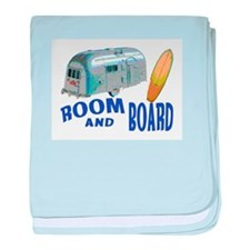 ROOM AND BOARD baby blanket