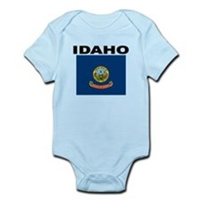 Idaho State Flag Body Suit