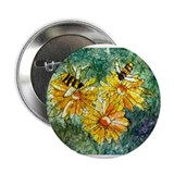 "Busy Bees 2.25"" Button"
