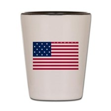 Vermont State Flag Shot Glass