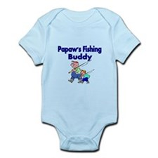 Papaws Fishing Buddy Body Suit