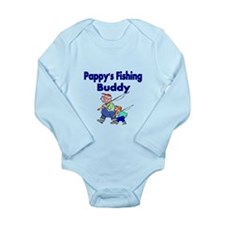 Pappys Fishing Buddy Body Suit