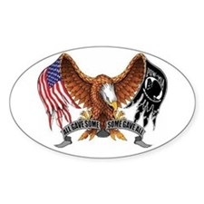POW MIA Decal