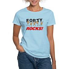 Forty Rocks T-Shirt