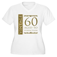 Fancy Vintage 60th Birthday T-Shirt
