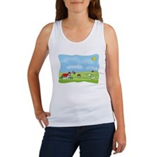 """Down on the Farm"" Tank Top"