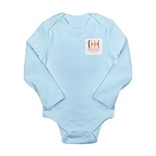 Unique Bwi Long Sleeve Infant Bodysuit