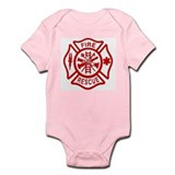 Maltese Cross Onesie