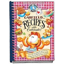 Garfield Cookbook: Recipes with Cattitude!