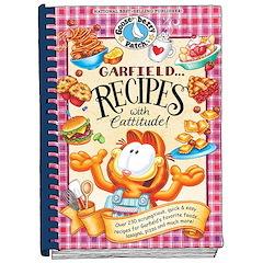 Garfield Cookbook: Recipes With Cattitude!