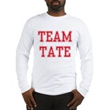 TEAM TATE  Long Sleeve T-Shirt
