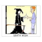 Death Wishbone Posters