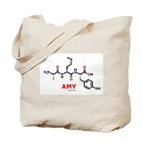 Amy molecularshirts.com Tote Bag