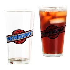 Standard Logo Drinking Glass