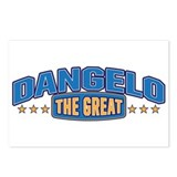 The Great Dangelo Postcards (Package of 8)