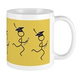 graduate runner Coffee Mug