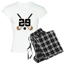 Field Hockey Number 29 Pajamas