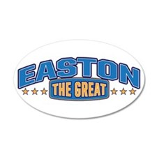 The Great Easton Wall Decal