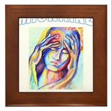 Not Just A Headache Framed Tile