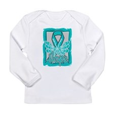 Scleroderma Hope Butterfly Long Sleeve Infant T-Sh