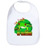Toadly Bib
