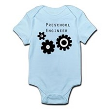Preschool Engineer Original Body Suit