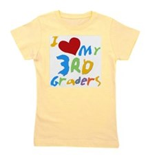 HEART3RDGRADERS.png Girl's Tee
