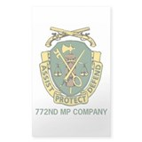 772 MP Company Decal