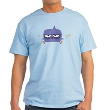 Purple Angry Bird T-Shirt
