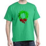 Holly Wreath T-Shirt