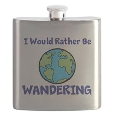 I would rather be Wandering Flask