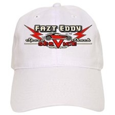 Fazt Eddy Speed Shack Service Baseball Cap