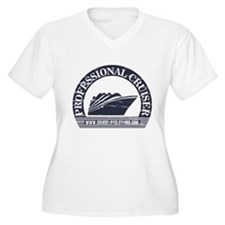 Professional Cruiser Plus Size T-Shirt