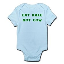 Eat Kale Not Cow Body Suit