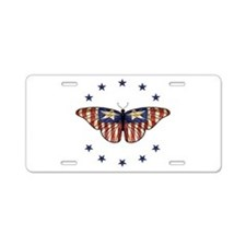 Patriotic Butterfly 2000x2000.png Aluminum License