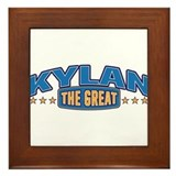 The Great Kylan Framed Tile