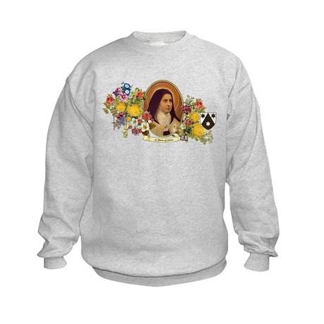 St. Therese of Lisieux Sweatshirt
