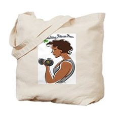 Holiday Fitness Tote Bag