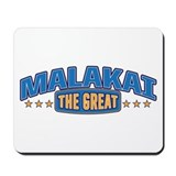 The Great Malakai Mousepad