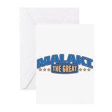 The Great Malaki Greeting Cards (Pk of 10)